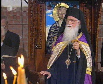 Praying in the Assembly: Metropolitan Bischop SIMEON of Western and Central Europe